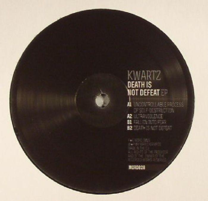 KWARTZ - Death Is Not Defeat EP