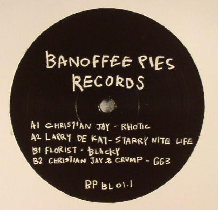 JAY, Christian/LARRY DE KAT/FLORIST/CRUMP - BPBL01.1
