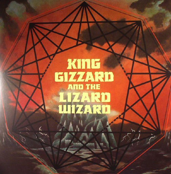 KING GIZZARD & THE LIZARD WIZARD - Nonagon Infinity