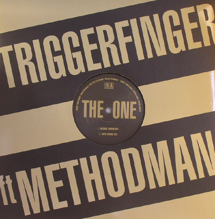 TRIGGERFINGER feat METHOD MAN - The One
