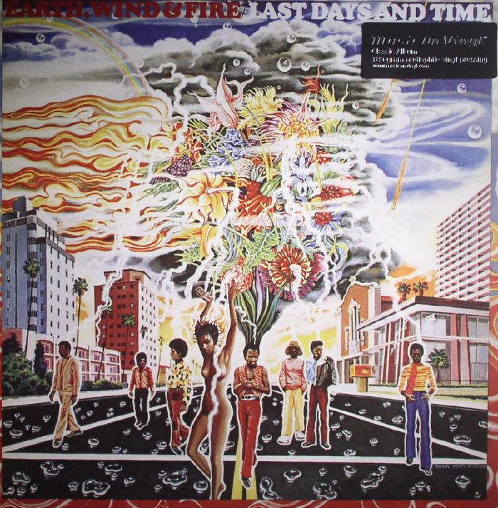 EARTH WIND & FIRE - Last Days & Time