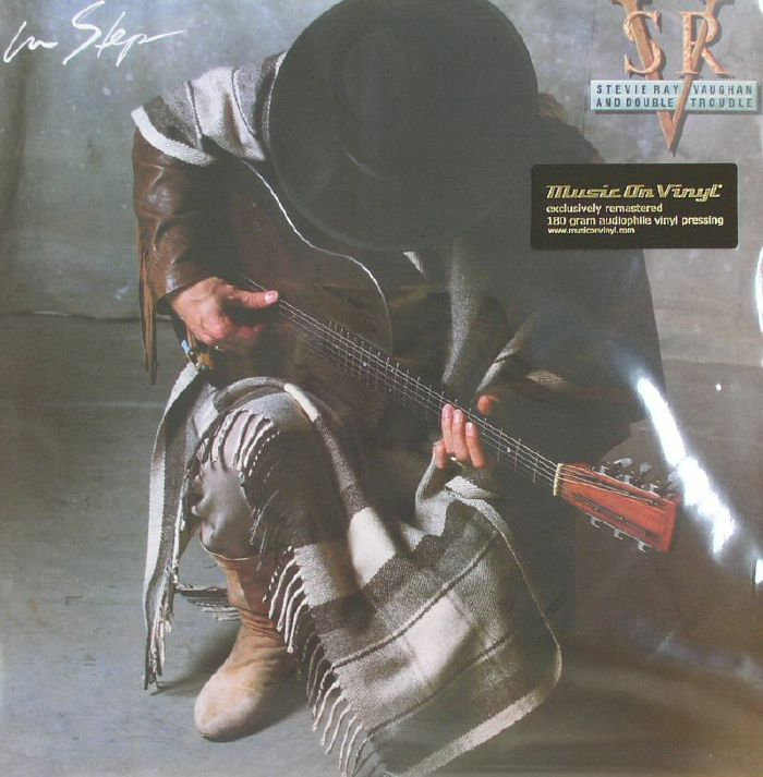 VAUGHAN, Stevie Ray/DOUBLE TROUBLE - In Step