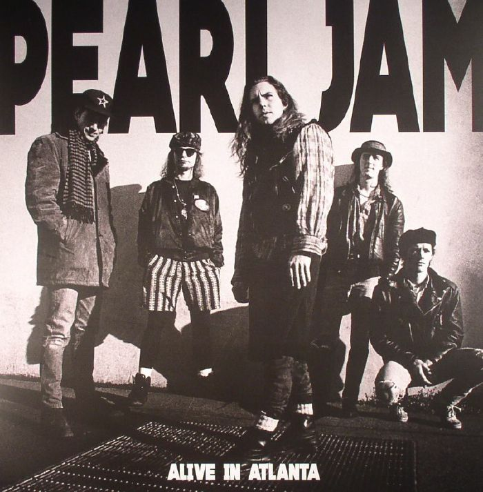 PEARL JAM - Alive In Atlanta