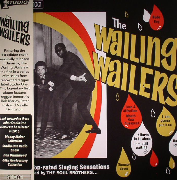WAILING WAILERS, The - The Wailing Wailers