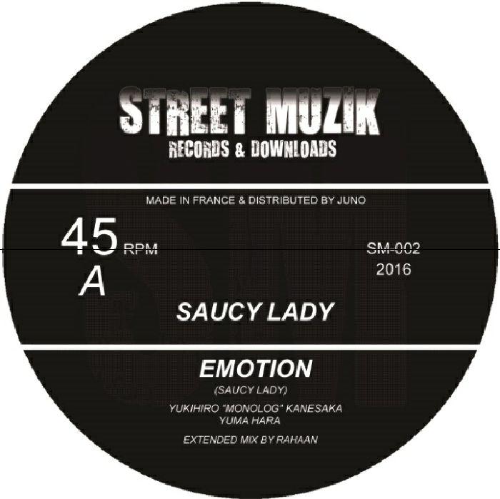 Saucy Lady Emotion Vinyl At Juno Records