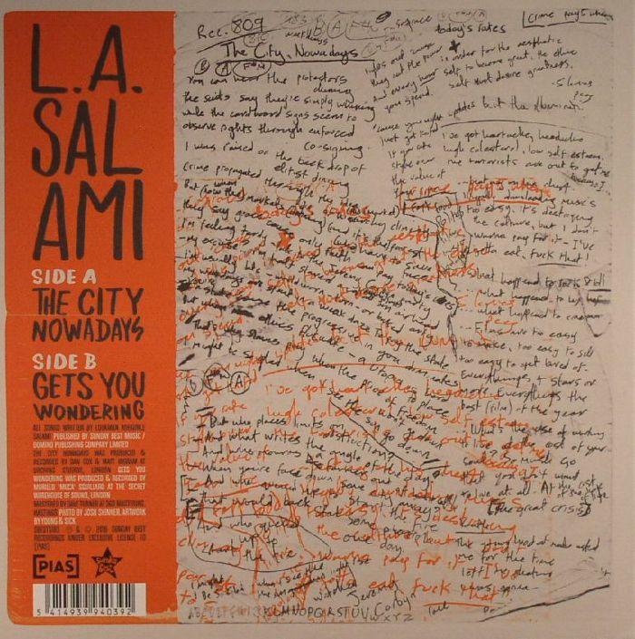 LA SALAMI - The City Nowadays