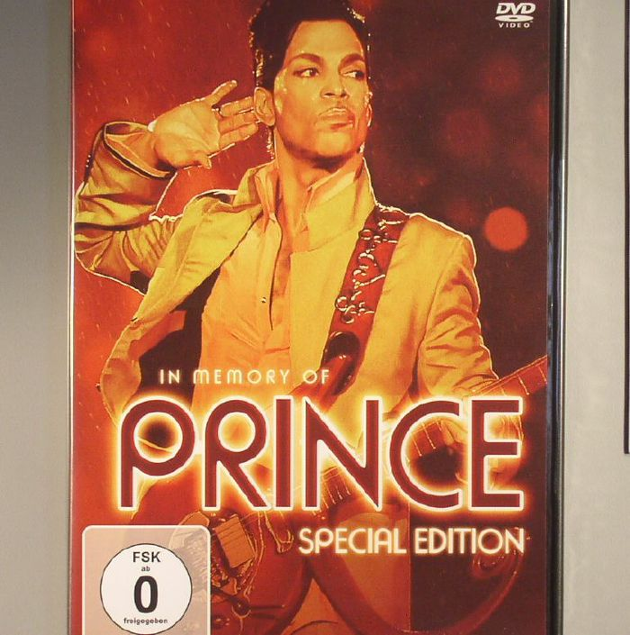 PRINCE - In Memory Of Prince (Special Edition)