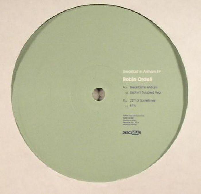ORDELL, Robin - Breakfast In Arkham EP