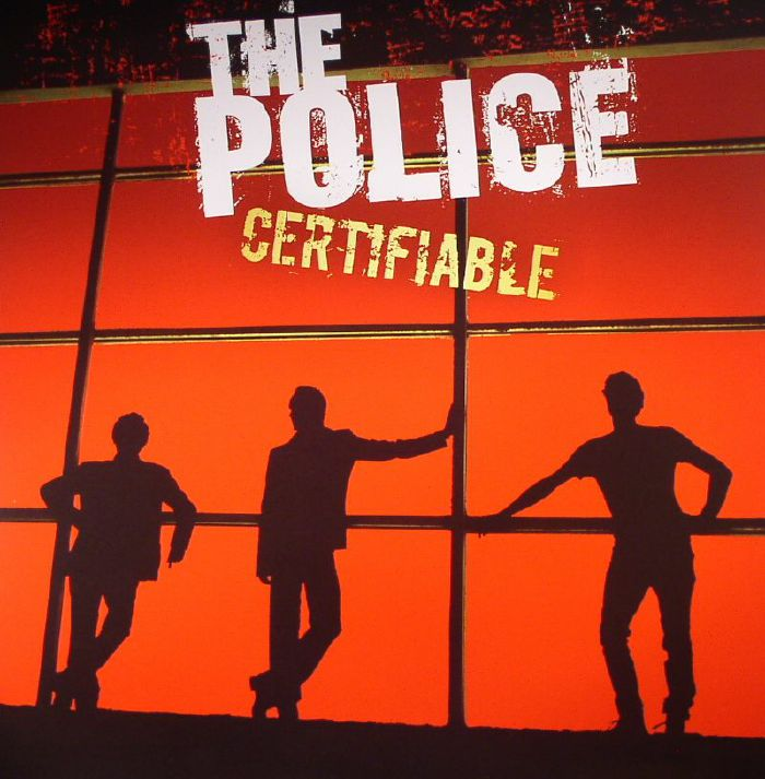 POLICE, The - Certifiable: Live In Buenos Aires