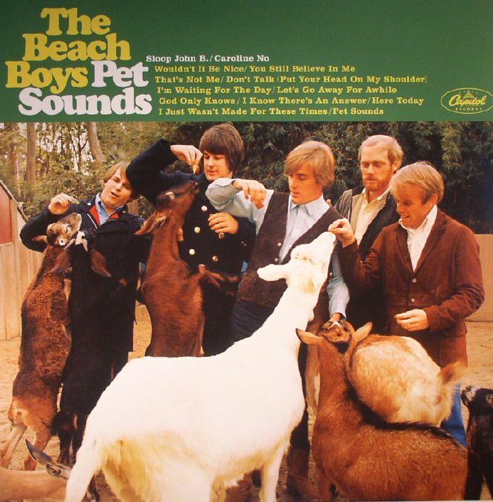 BEACH BOYS, The - Pet Sounds (mono)