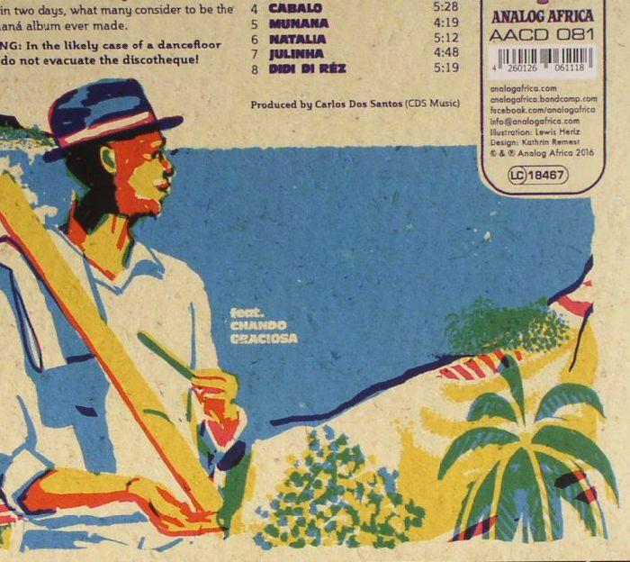 BITORI - Legend Of Funana: The Forbidden Music Of The Cape Verde Islands