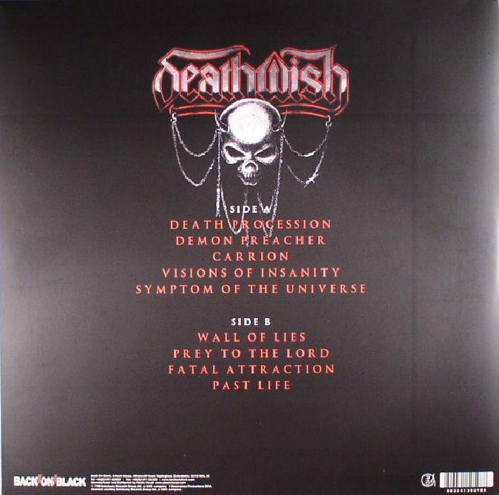 DEATHWISH - Demon Preacher (reissue)
