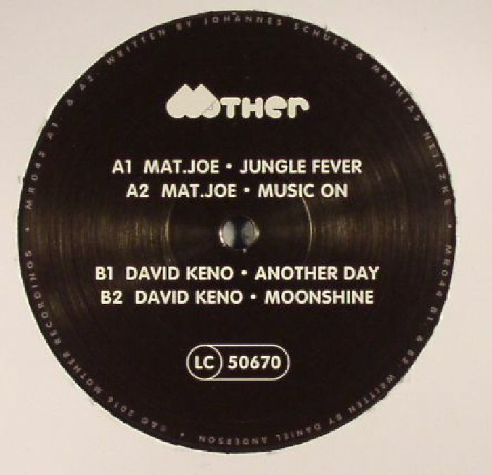 MAT JOE/DAVID KENO - Jungle Fever