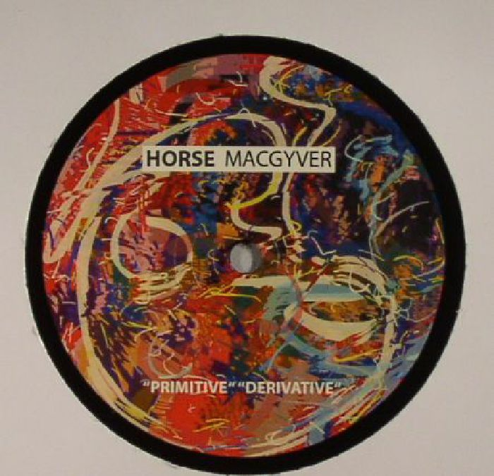 DIFFERENT FOUNTAINS/HORSE MACGYVER - Godrich
