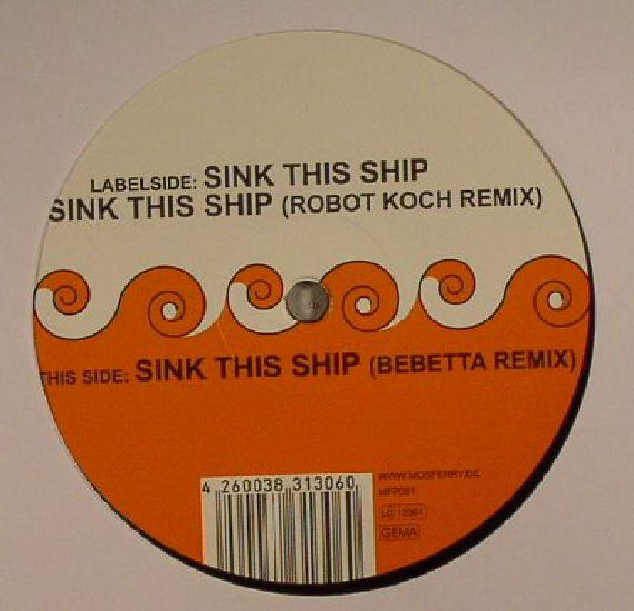 DAPAYK & PADBERG - Sink This Ship