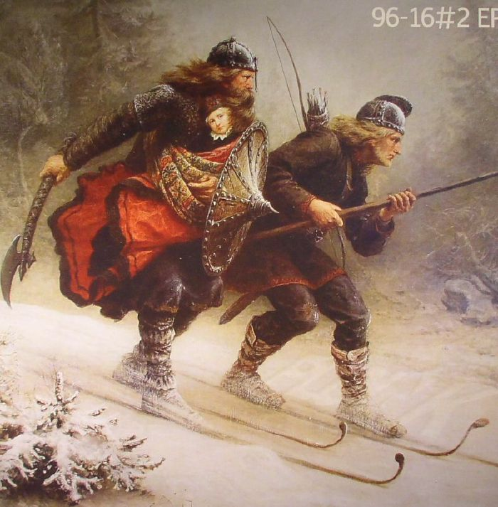 SAFTRONIC/THOMAS URV/MIND OVER MIDI/KSMISK/CEMENTO - 96-16#2 EP