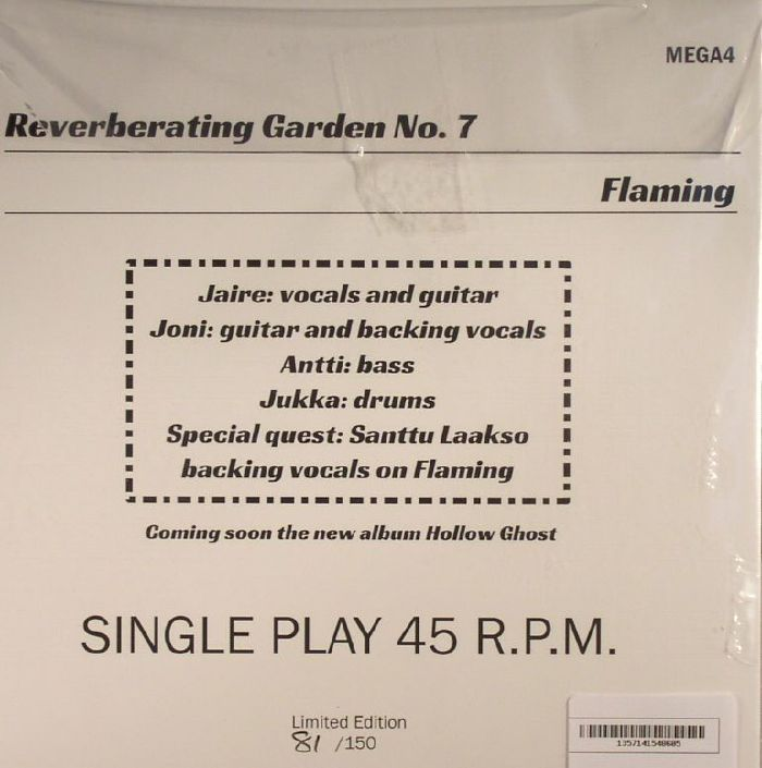 OCTOPUS SYNG - Reverberating Garden No 7