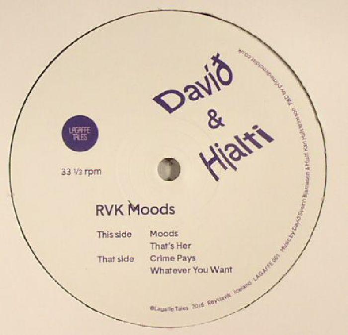 DAVID/HJALTI - RVK Moods