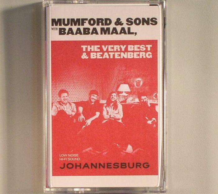 MUMFORD & SONS with BAABA MAAL - Johannesburg