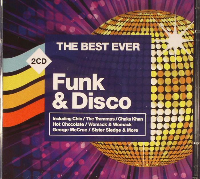 VARIOUS - The Best Ever Funk & Disco