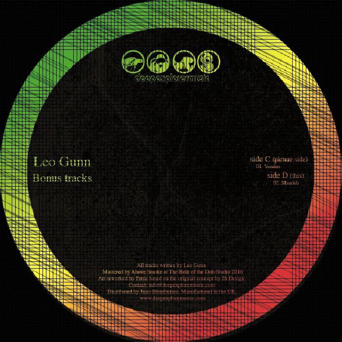 GUNN, Leo - Bonus Tracks