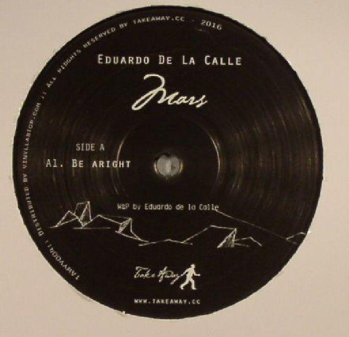 DE LA CALLE, Eduardo - Mars