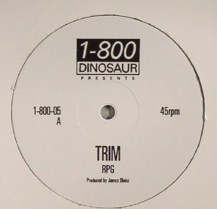TRIM - RPG Produced By James Blake