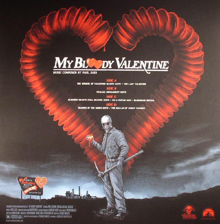 Paul Zaza My Bloody Valentine Soundtrack Vinyl At Juno