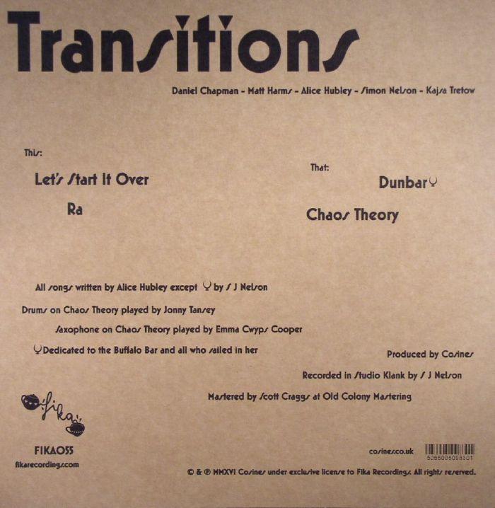 COSINES - Transitions