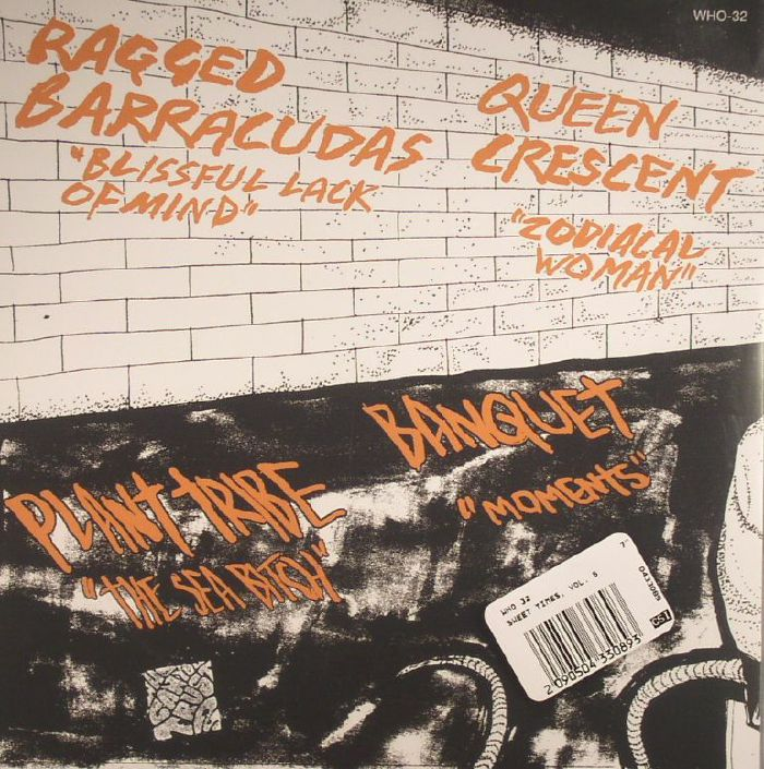 RAGGED BARRACUDAS/QUEEN CRESCENT/PLANT TRIBE/BANQUET - Sweet Times Vol 5