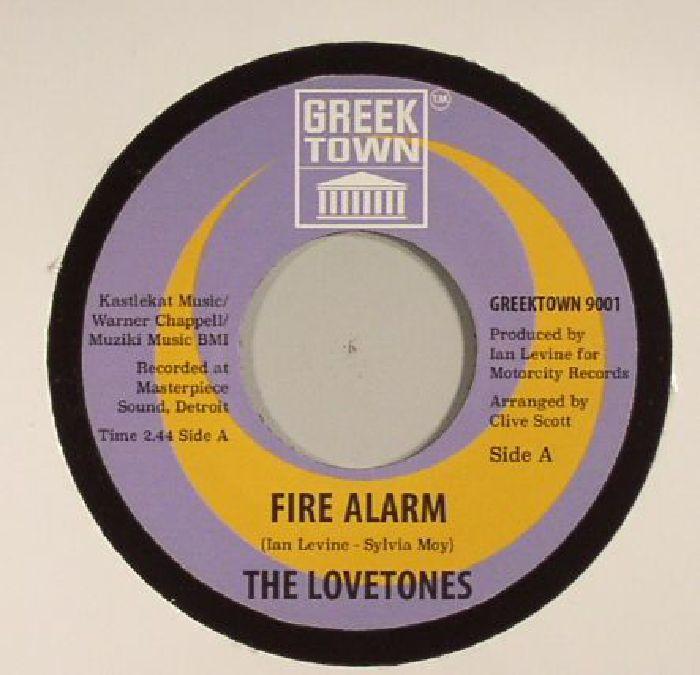 LOVETONES, The - Fire Alarm