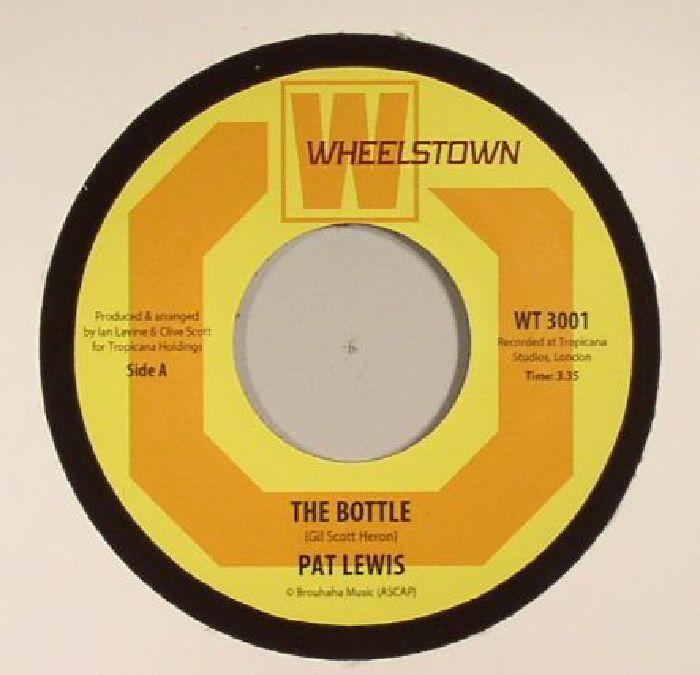 LEWIS, Pat - The Bottle