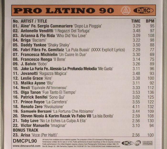 Various - La Isla Bonita - Internationale Hits