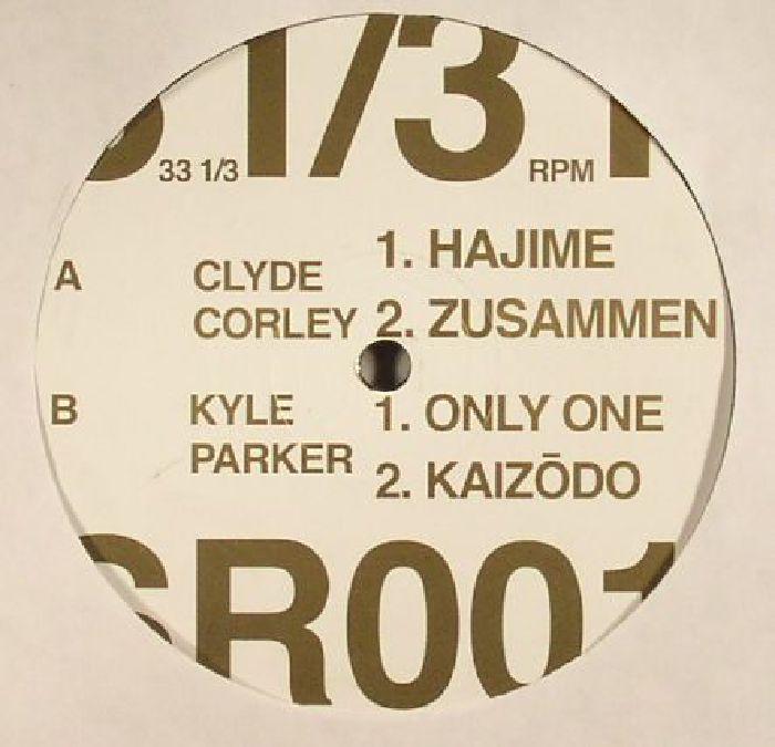 CORLEY, Clyde/KYLE PARKER - SR 001