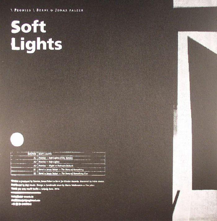 PEONIES/BERNI/JONAS PALZER - Soft Lights