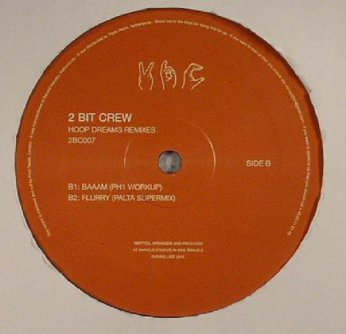 2 BIT CREW - Hoop Dream Remixes