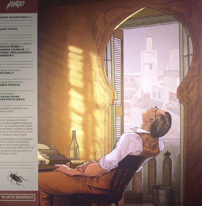 SHORE, Howard/ORNETTE COLEMAN/LONDON PHILHARMONIC ORCHESTRA - Naked Lunch (Soundtrack)