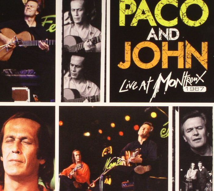 PACO & JOHN - Live At Montreux 1987