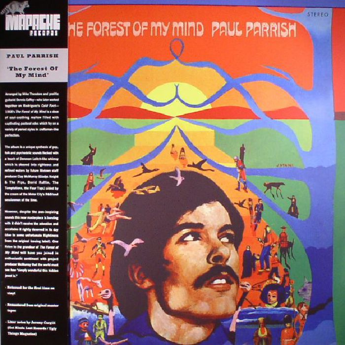 PARRISH, Paul - The Forest Of My Mind