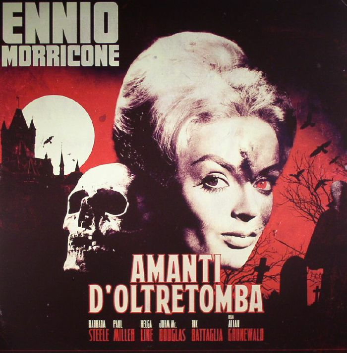 MORRICONE, Ennio - Amanti D'oltretomba (Soundtrack)