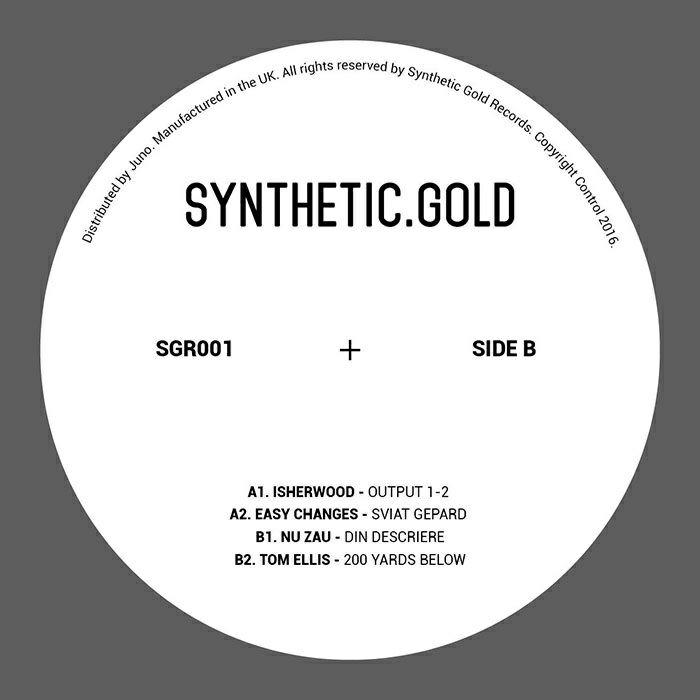 ISHERWOOD/EASY CHANGES/NU ZAU/TOM ELLIS - Synthetic Gold 1