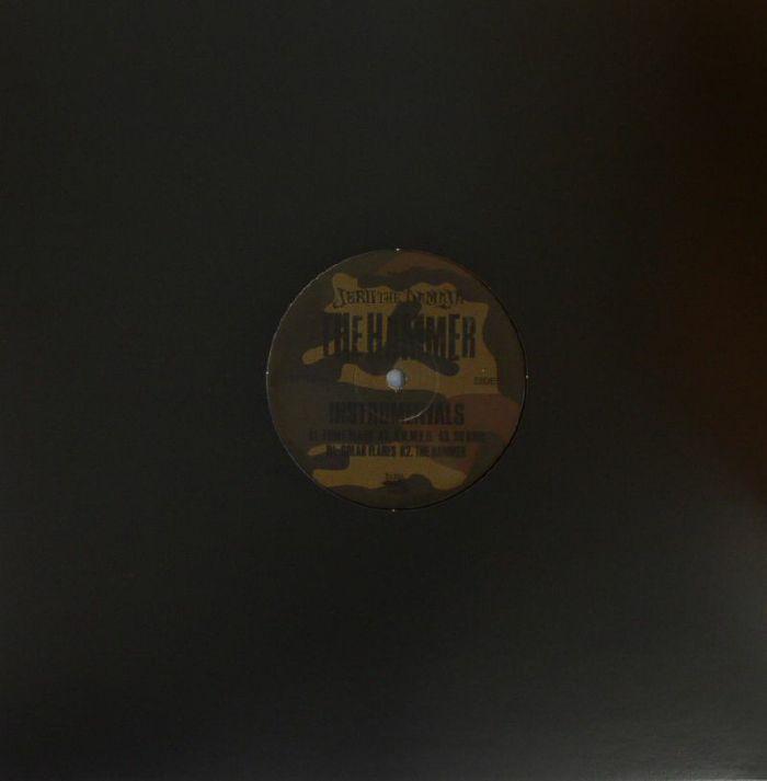 JERU THE DAMAJA - The Hammer (Instrumentals)
