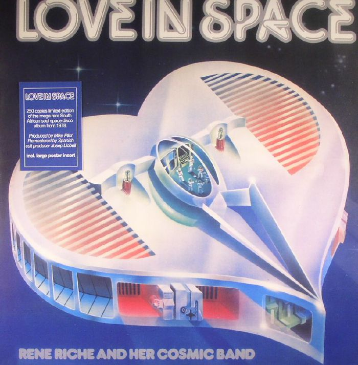 RICHE, Rene & HER COSMIC BAND - Love In Space