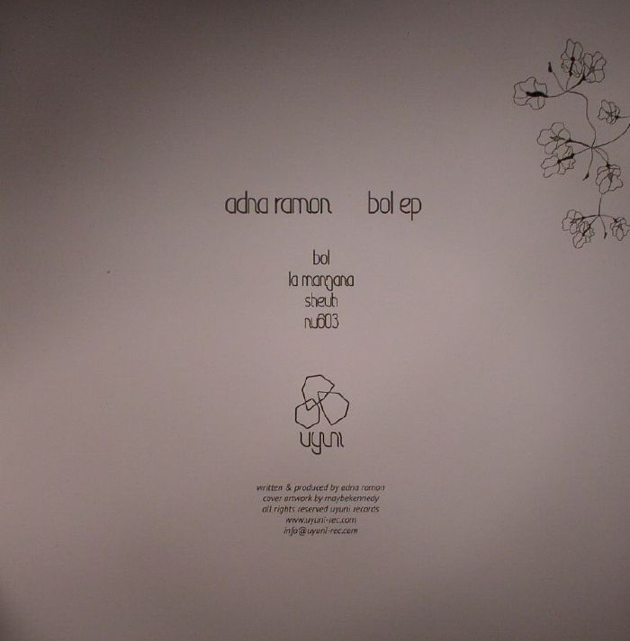 RAMON, Adna - Bol EP