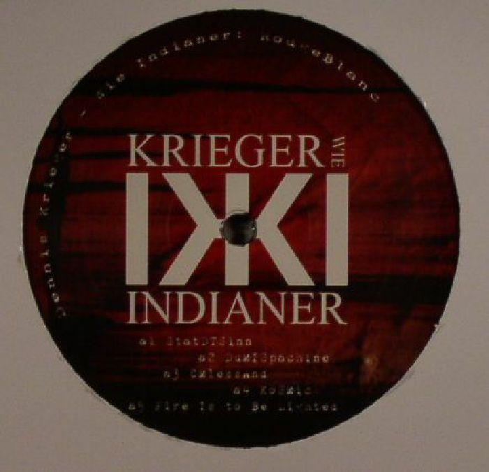 KRIEGER, Dennis - Wie Indianer: Rougeblanc