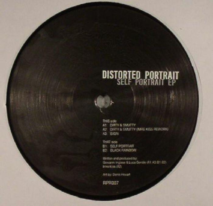 DISTORTED PORTRAIT - Self Portrait EP
