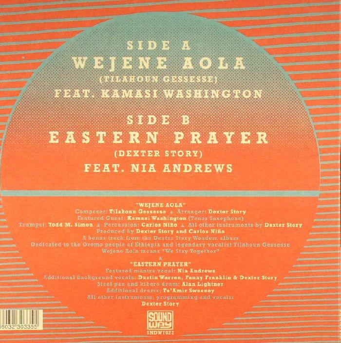 DEXTER STORY - Wejene Aola