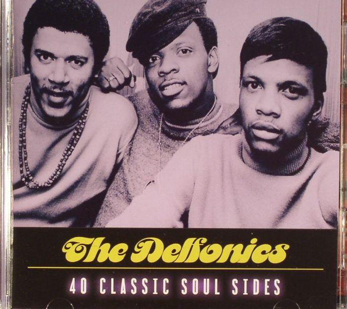 DELFONICS, The - 40 Classic Soul Sides
