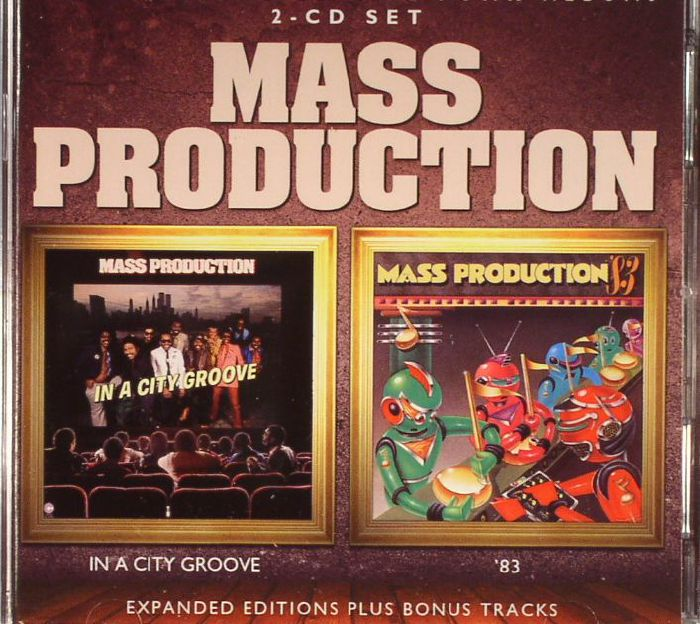 MASS PRODUCTION - In A City Groove/'83