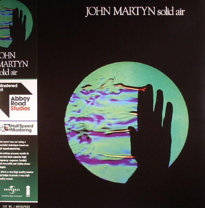 MARTYN, John - Solid Air (half-speed mastered)